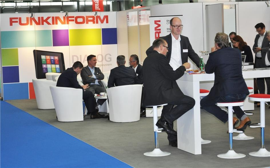 Funkinform zieht positive Bilanz der World Publishing Expo 2016 in Wien